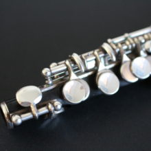 Four C Flutes & Piccolo